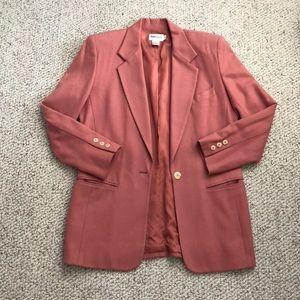 Vintage Neiman Marcus longline blazer